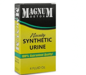 a box of magnum detox synthetic urine