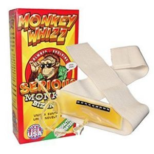 monkey whizz synthetic urine box and its contents