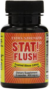 stat flush detox bottle