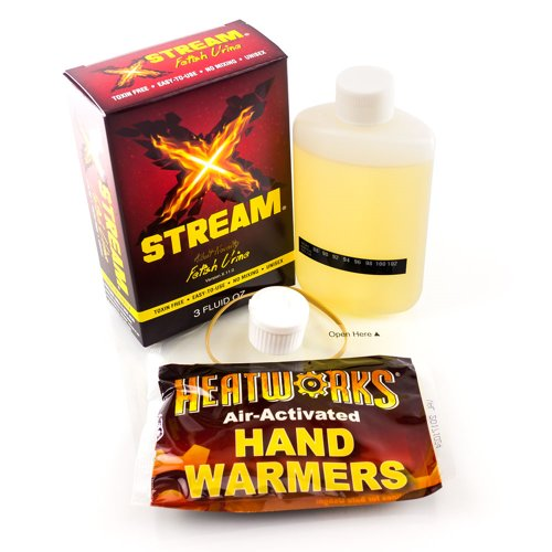 xstream synthetic urine box and its contents