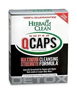 Herbal Clean Super Q Pills